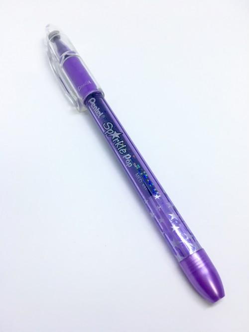 Pentel Sparkle Pop Violet