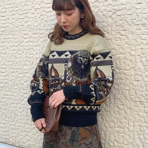 (LOOK) design knit