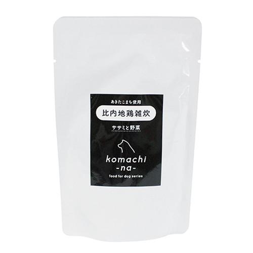 【komachi -na-】比内地鶏 雑炊<ササミと野菜>【あきたこまち使用】