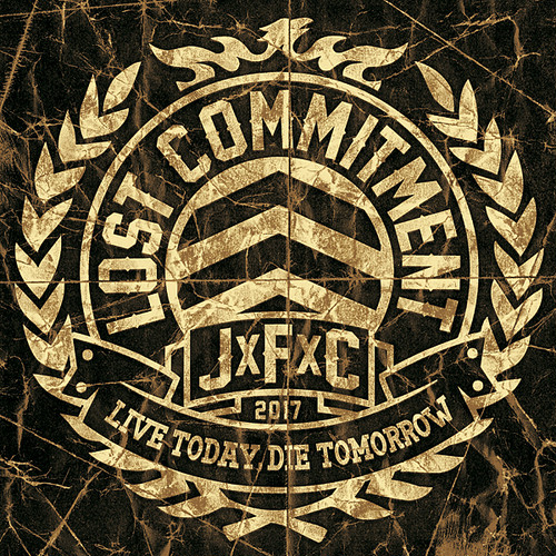 LOST COMMITMENT . JxFxC■split CD