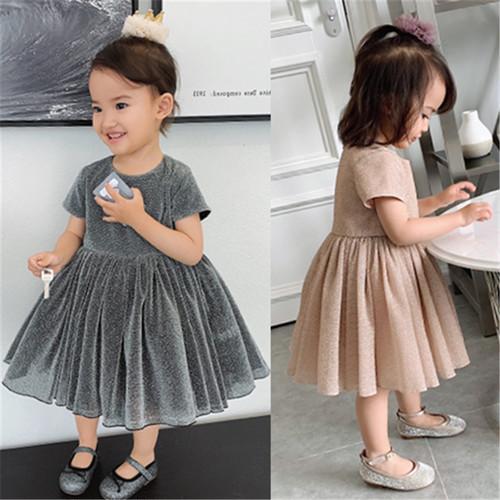 8456子供ドレス キッズ ベビー ジュニア 女の子ドレス フォーマルドレス ワンピース プリンセス 参考身長100-130cm