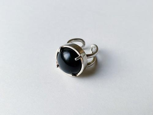 planet ring -onyx-