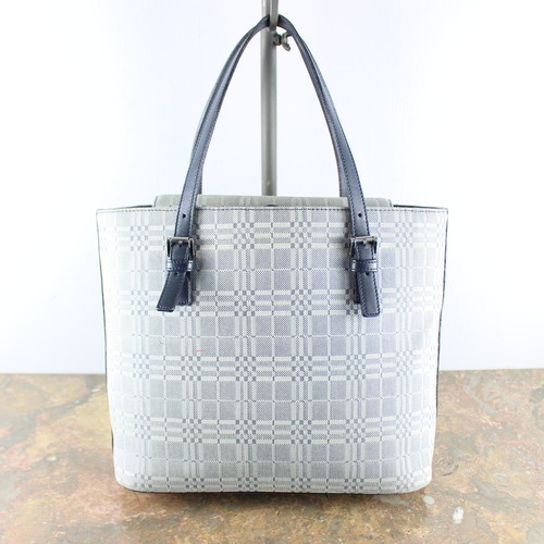 .BURBERRY CHECK PATTERNED TOTE BAG/バーバリーチェック柄トートバッグ2000000048246