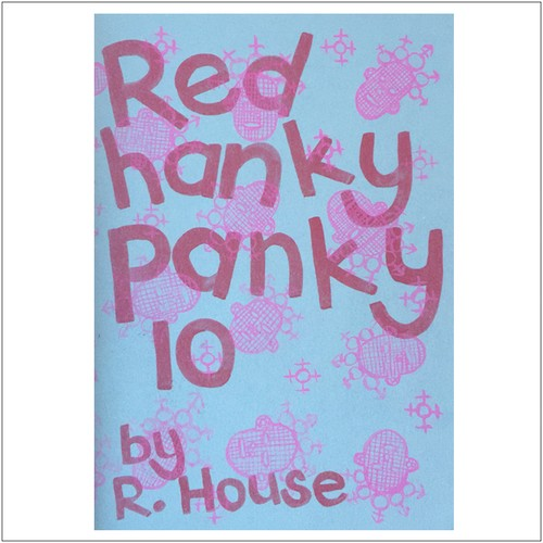 Red hanky panky vol.10 / Rachael House