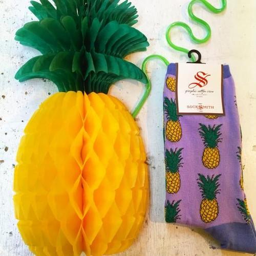 Pineapple-SockSmith(ソックスミス)