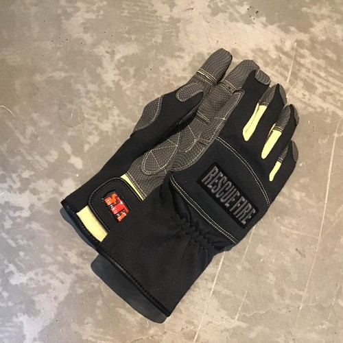 TONBOREX  ケプラー製手袋 ブラック 防寒 防水K-152BK