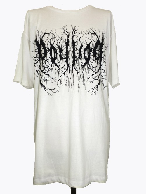 ROU BIG SHORT SLEEVES -WHITE-