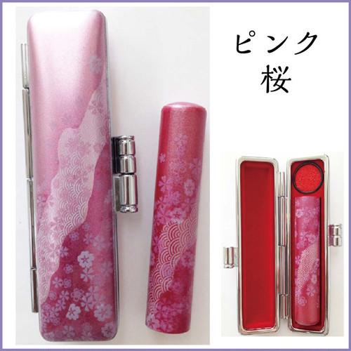 和偲(ピンク・桜)柘12mm