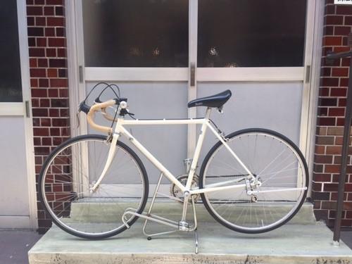 Ishiwata「クロモリロードバイク」2×6 450mm