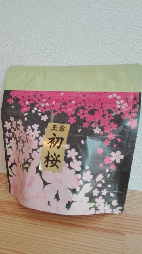 玉露『初桜』(40g)