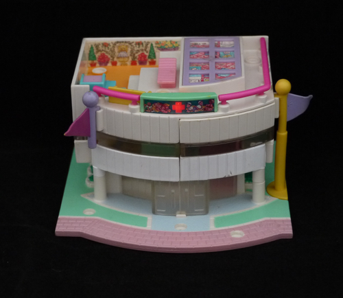 ポーリーポケット ライトアップ あかちゃん病院 1995年 完品