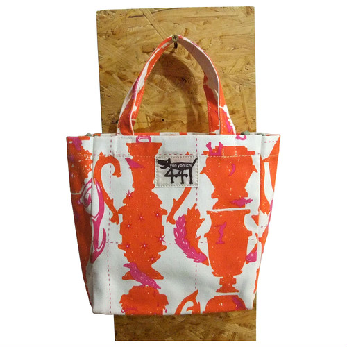 tote bag / small / trophy / large pattern