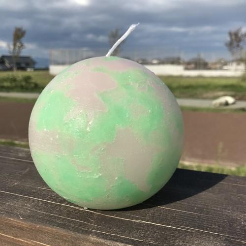 mebIratI(メビラティ)キャンドル 球体12cm