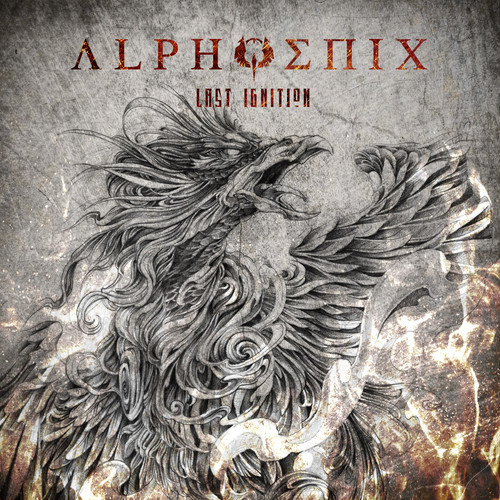 "Alphoenix ""Last Ignition"" CD"