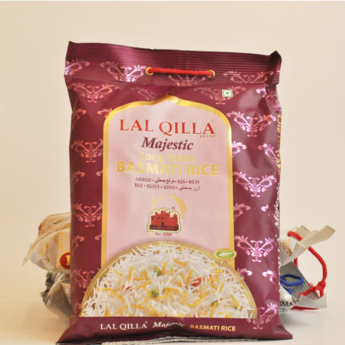 LalQuila Basmati Rice Long Grain 5kg