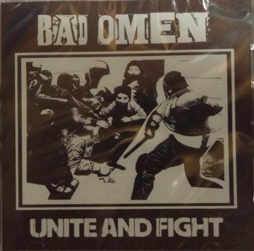 BAD OMEN - Unite And Fight CD