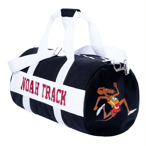Rat Race Duffle(Black)