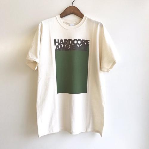 HARDCORE AMBIENCE T-shirt NATURAL