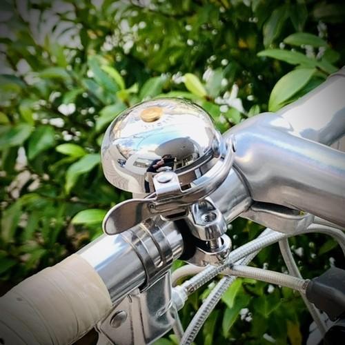 真鍮ひびきベル/ゴングタイプ