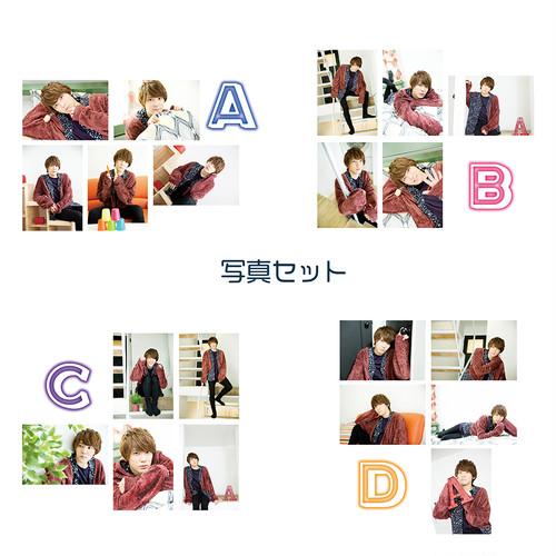 写真セット(蔵田尚樹21stバースデーイベント物販)