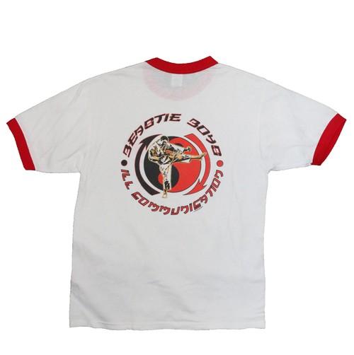 BeastieBoys 90s Vintage RingerT-Shirts