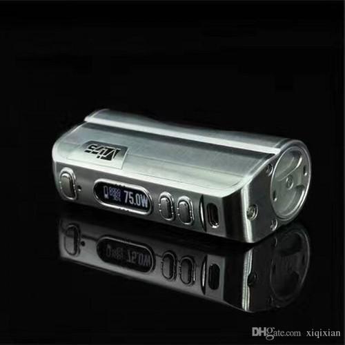 VT75 Nano by HCigar【正規品】【Authentic】【送料無料】【Evolv DNA 75】【人気機種】【VAPE】【電子タバコ】【MOD】【TC】【温度管理】