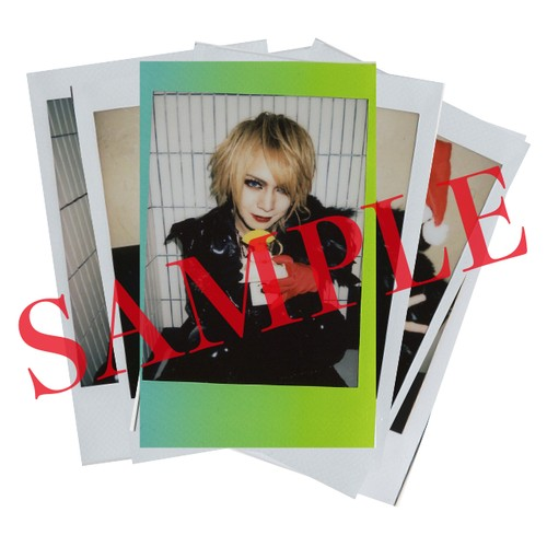 【David: 2 sets Only】 Cheki set (6 sheets)