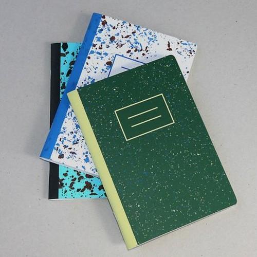 ハンドメイドのノート daily notebook (M2) 3冊セット 3冊セット