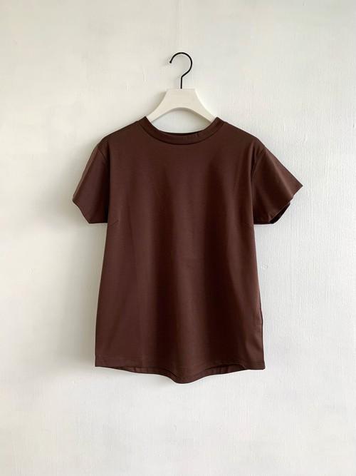 SALT+  スビンスムースTシャツ