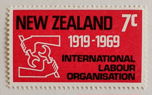 ILO / ニュージーランド 1969