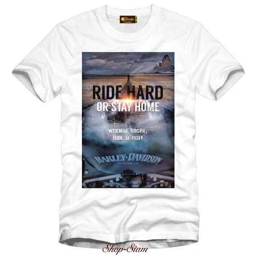 Harley Art Printing T-Shirts