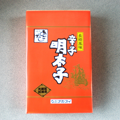 辛子めんたいこ(中辛)