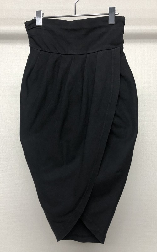 1980s MICHELE LAMY TULIPS SKIRT