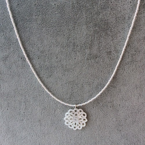 Shell,necklace (new!)