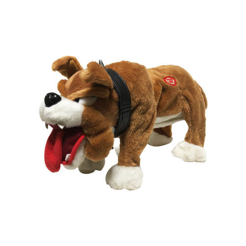Bull Dog Move Toy