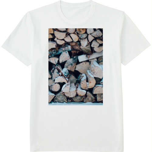 27.Finland100 Tシャツ / 冬の営み。