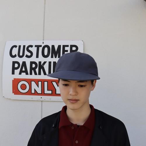 NOROLL USUALLY CAP(BLACK)