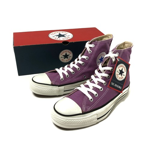 """[DEADSTOCK] 90's """"CONVERSE / ALL STAR HI"""" made in USA"""
