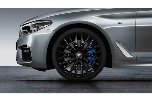 BMW純正 LM ホイール クロススポーク 636 20インチ リキッドブラック 5シリーズ G30 G31