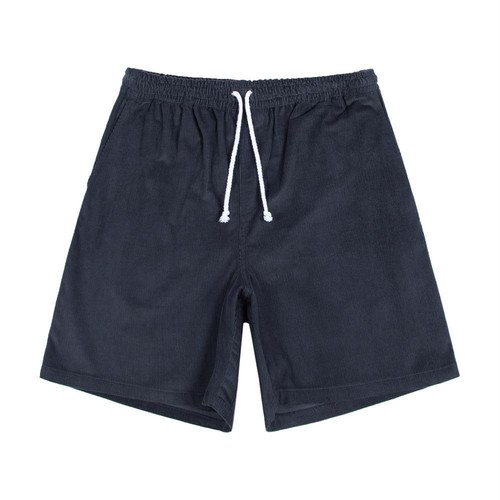 Cord Drawstring Shorts(Pewter)