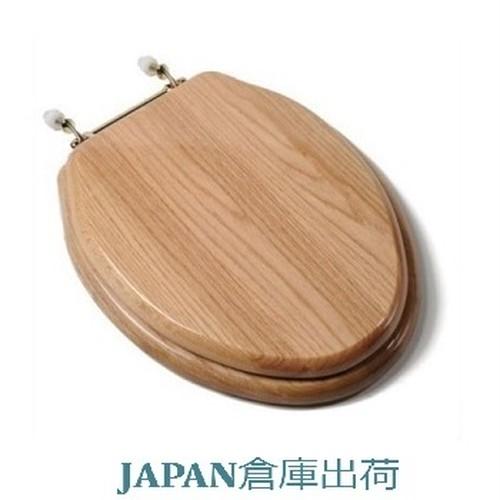 天然木製便座大型サイズ