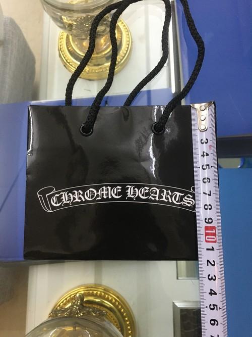 Chrome Hearts クロムハーツ ショッパー 紙袋