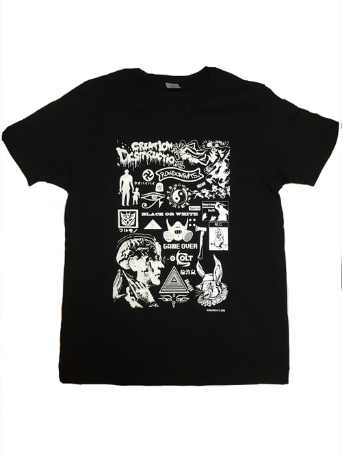 """""""God Meeting""""graphic Tシャツ ※THANK YOU SOLD OUT!!"""