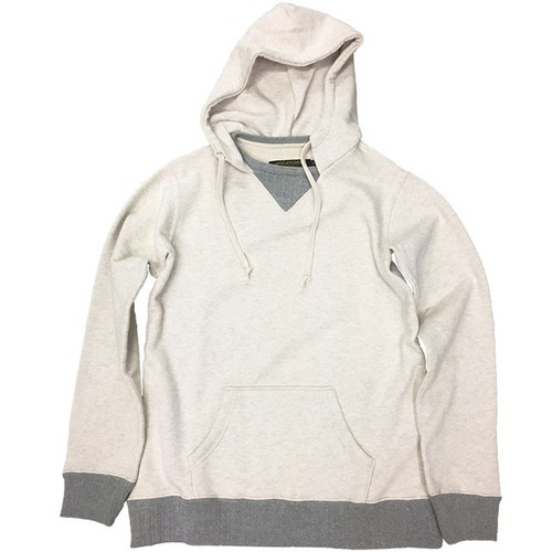 AFTER HOODED PARKA(Oatmeal)