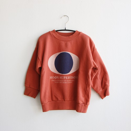 《BOBO CHOSES 2020AW》Supervisor  Sweatshirt / 2-9Y