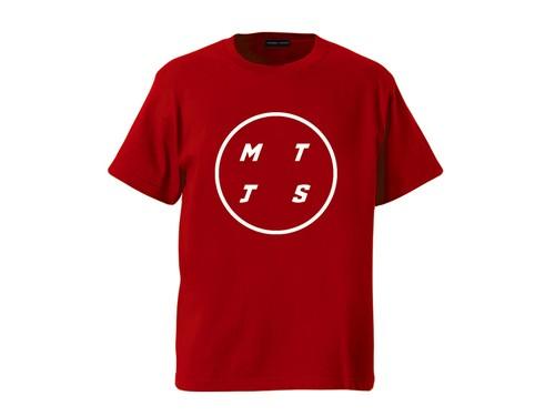 T-SHIRT M319115-RED / Tシャツ レッド RED / MARATHON JACKSON マラソン ジャクソン