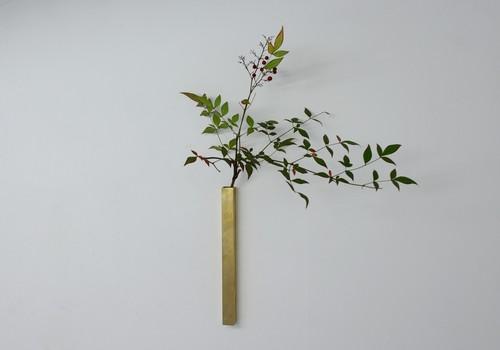 壁掛け花器