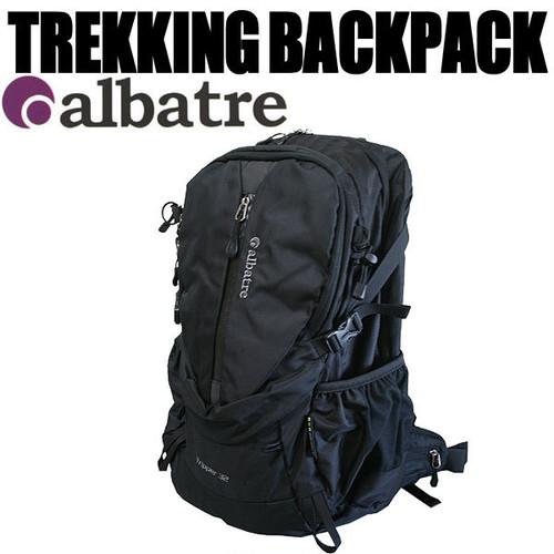 ALBATRE(アルバートル)トレッキング バックパック ブラック