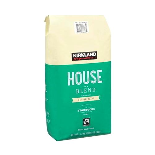 コストコ カークランドシグネチャー スターバックス ハウスブレンド コーヒー (豆) 1.13kg | Costco Kirkland Signature STARBUCKS House Blend Coffee (Whole Bean) 1.13kg