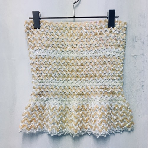 2way spangle bustier